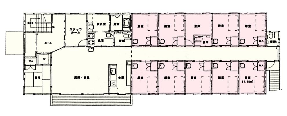 【2F】施設案内図